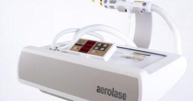 Новинка: лазерное удаление сосудов с использованием миллисекундного неодимового лазера Aerolase (CША)